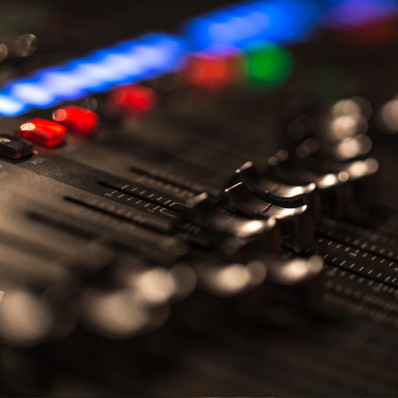 Επαγγελματική ηχογράφηση