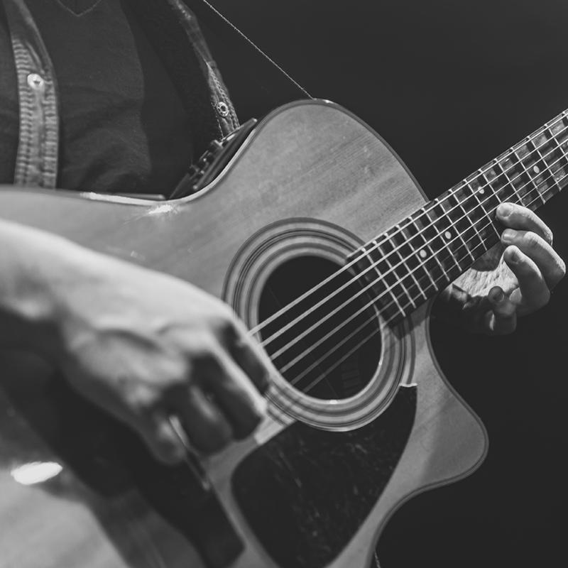 Μαθήματα ακουστικής κιθάρας