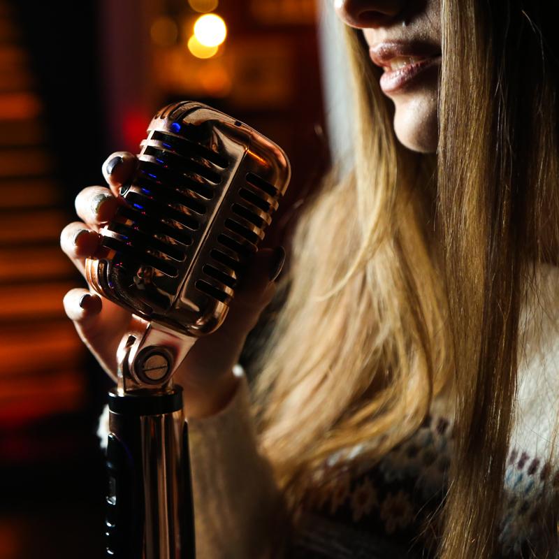 Μαθήματα φωνητικής blues τραγουδιού