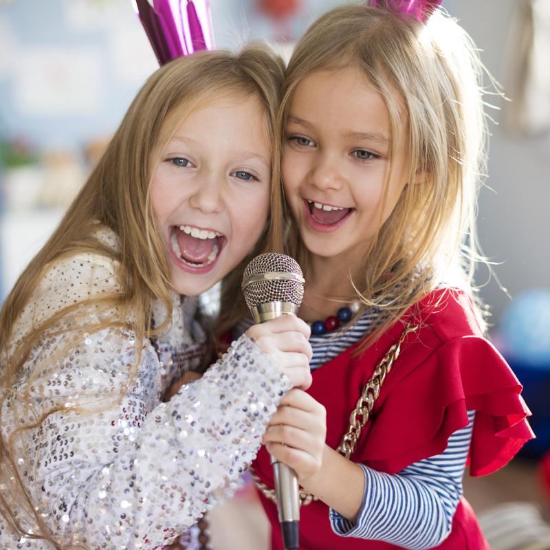 Μαθήματα φωνητικής για παιδιά