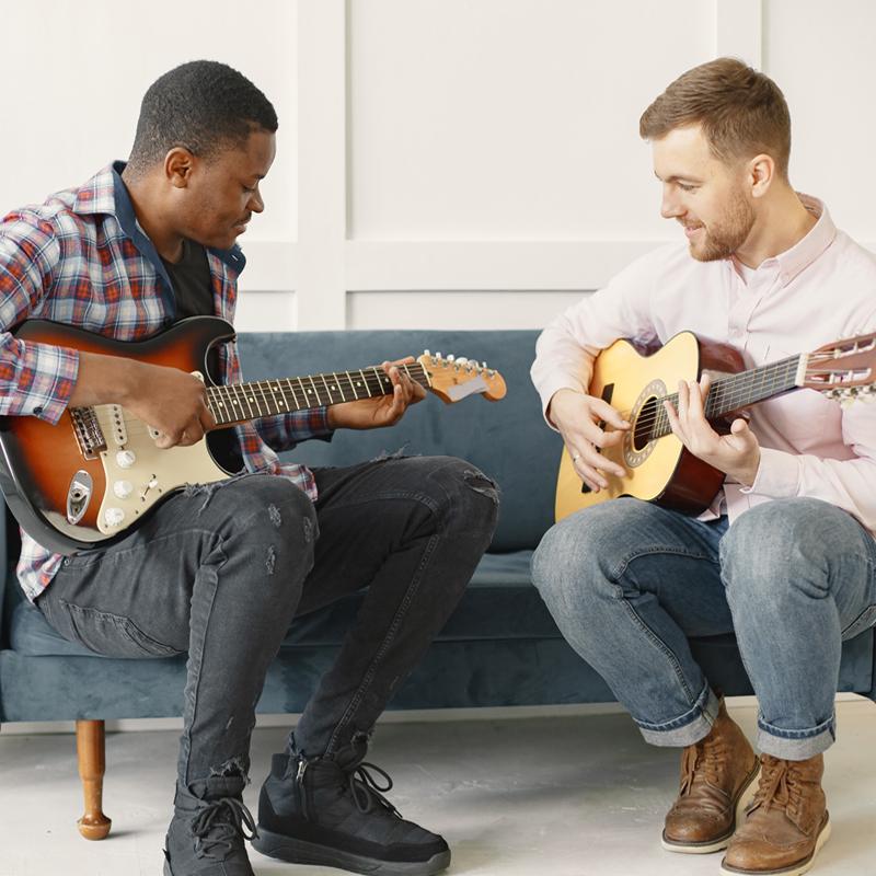 Μαθήματα κιθάρας για προχωρημένους