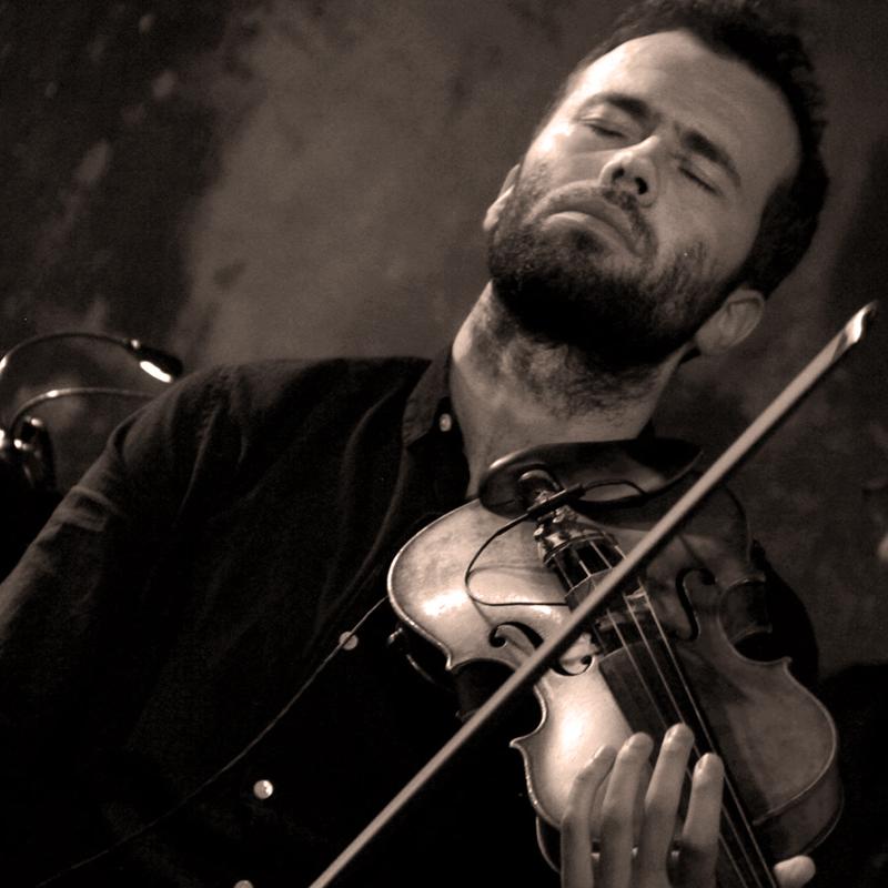 Στέφανος Σεκέρογλου - Δάσκαλος Βιολιού