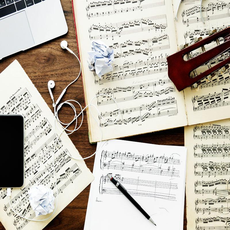 Θεωρητικά μαθήματα μουσικής