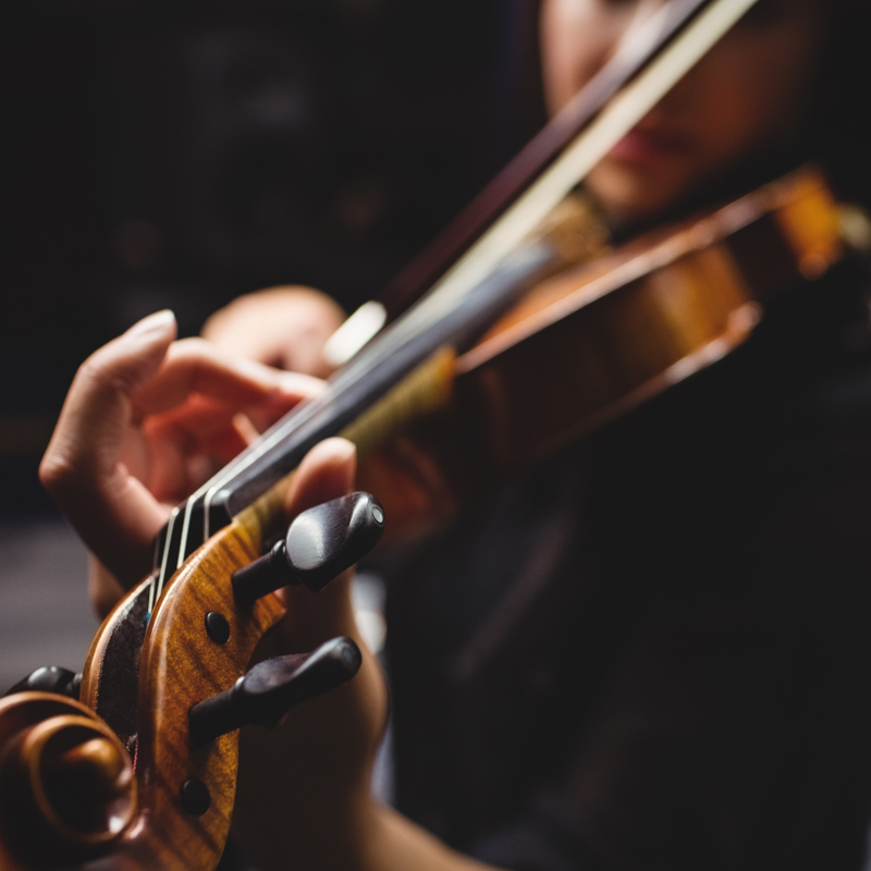 Μαθήματα Βιολιού
