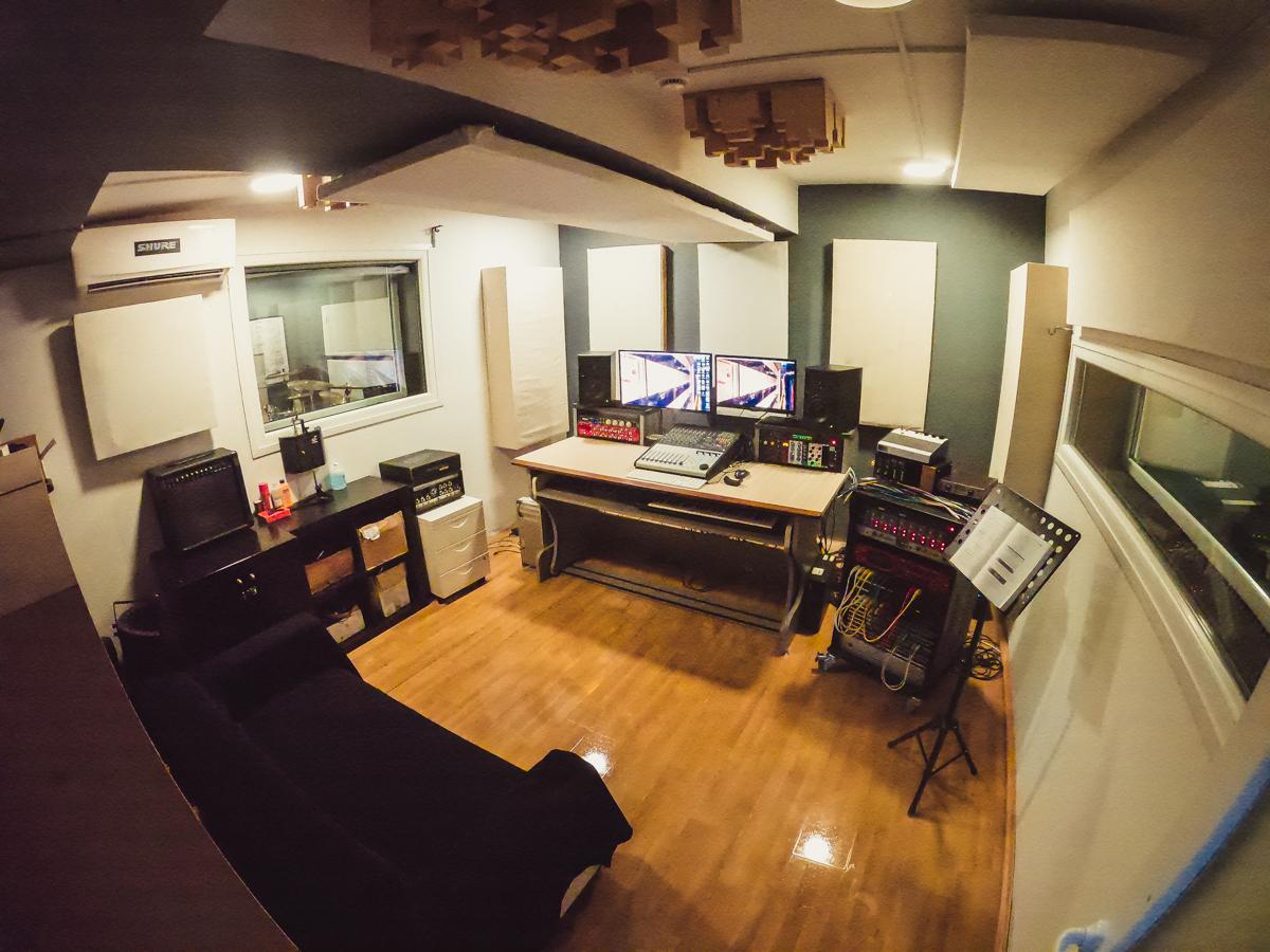 AMS studio ηχογράφησης θεσσαλονίκη