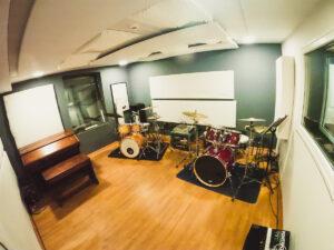 AMS Ωδείο Αίθουσα Drums